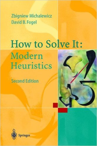 How To Solve It: Modern Heuristics (2nd edition)